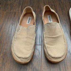 Olukai slip on shoes